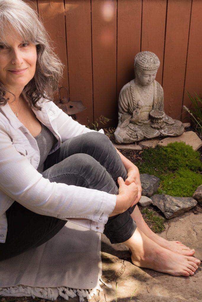 Lisa & Buddha